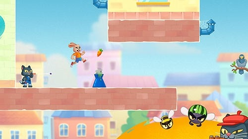 Run For Carrot Android Game Image 2