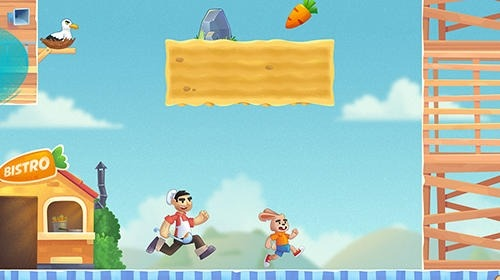 Run For Carrot Android Game Image 3