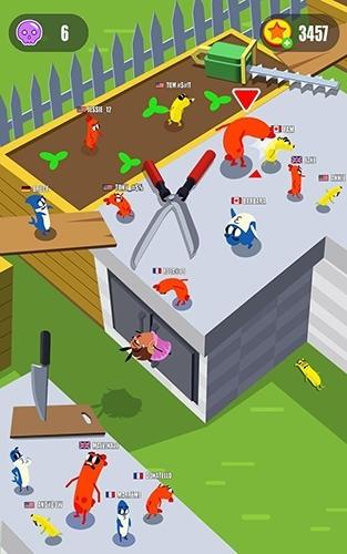 Sausage Wars.io Android Game Image 3
