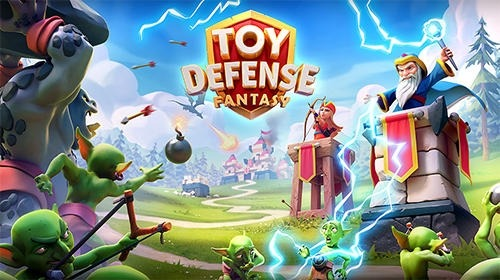 Toy Defense Fantasy Android Game Image 1