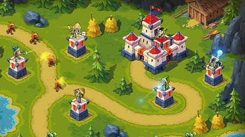 Toy Defense Fantasy Android Game Image 4