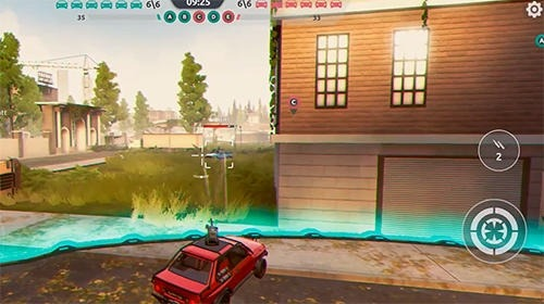 Car Wreckers Android Game Image 3