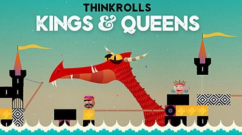 Thinkrolls: Kings And Queens Android Game Image 1