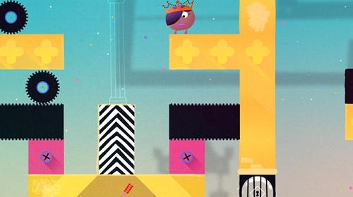 Thinkrolls: Kings And Queens Android Game Image 2