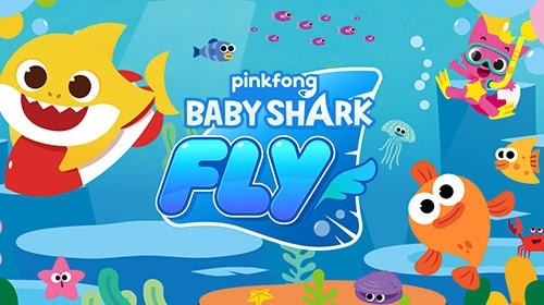 Baby Shark Fly Android Game Image 1