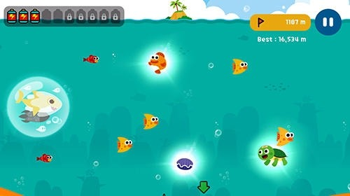 Baby Shark Fly Android Game Image 2
