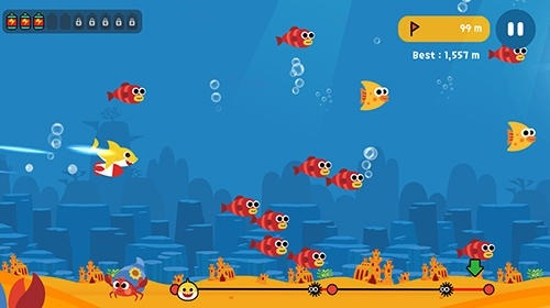 Baby Shark Fly Android Game Image 3