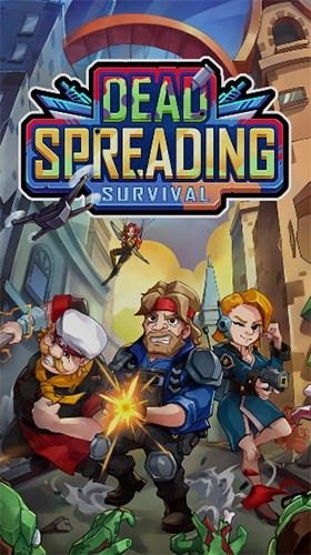 Dead Spreading: Survival Android Game Image 1