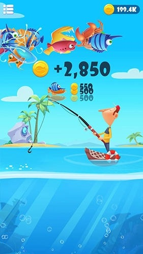Fishing Fantasy Android Game Image 3