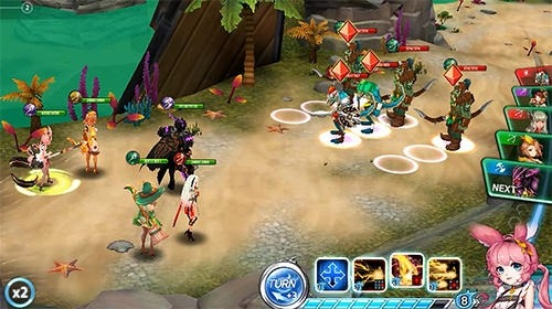 Guardian Knights Android Game Image 2
