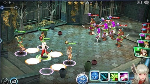 Guardian Knights Android Game Image 3