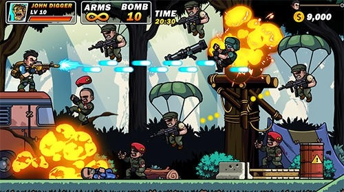 Gun Brothers Android Game Image 2