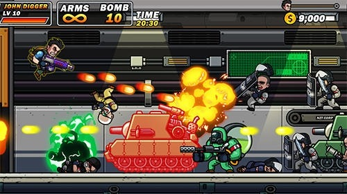 Gun Brothers Android Game Image 3