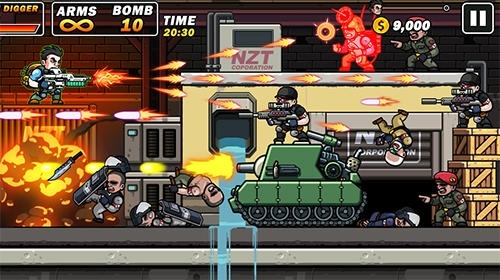 Gun Brothers Android Game Image 4