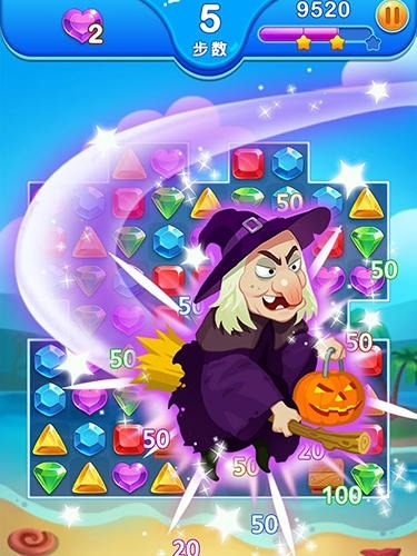 Jewel Blast Dragon: Match 3 Puzzle Android Game Image 3