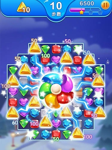Jewel Blast Dragon: Match 3 Puzzle Android Game Image 4