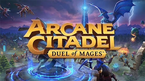 Arcane Citadel: Duel Of Mages Android Game Image 1