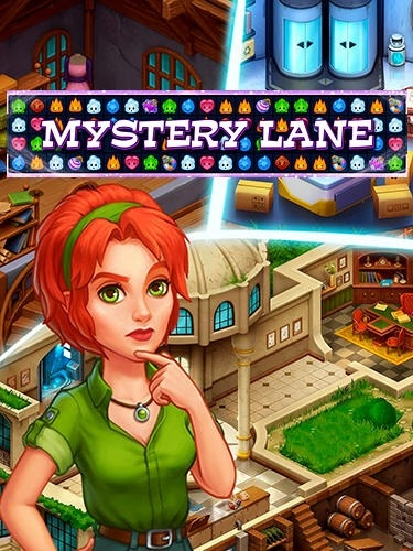 Mystery Lane: Ghostly Match Android Game Image 1