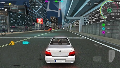 Xtreme Drift 2 Android Game Image 3