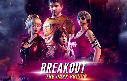 Breakout: Dark Prison Android Game Image 1