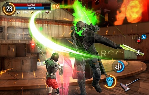 Breakout: Dark Prison Android Game Image 2