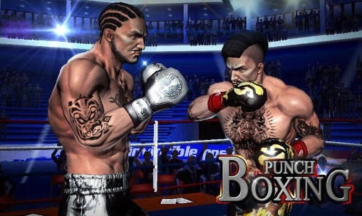 Punch Boxing Android Game Image 1