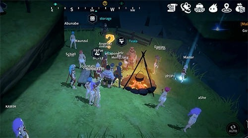 Teetiny Online: Open World MMORPG Android Game Image 2