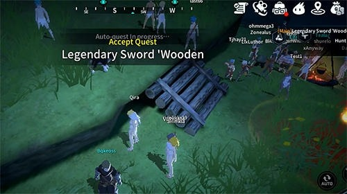 Teetiny Online: Open World MMORPG Android Game Image 3