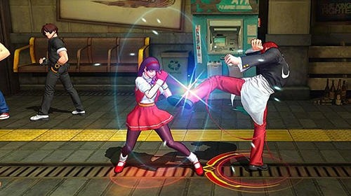 The King Of Fighters: Allstar Android Game Image 3