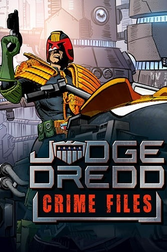 Judge Dredd: Crime Files Android Game Image 1