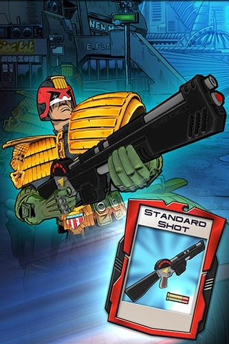 Judge Dredd: Crime Files Android Game Image 2