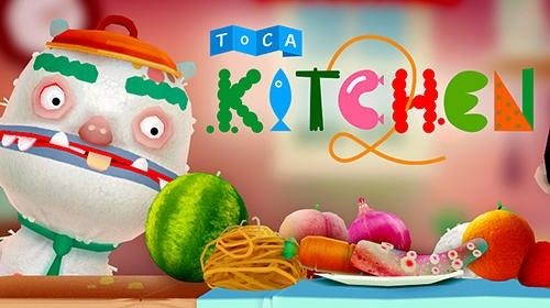 Toca Kitchen 2 Android Game Image 1
