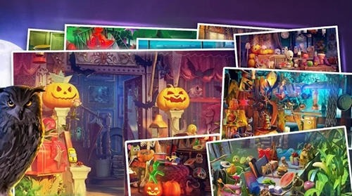 Find The Difference Halloween: Spot Differences Android Game Image 2
