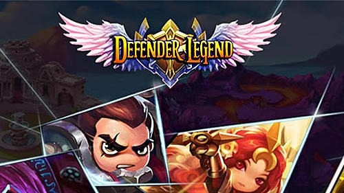 Defender Legend: Hero Champions TD Android Game Image 1