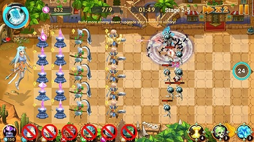 Defender Legend: Hero Champions TD Android Game Image 2
