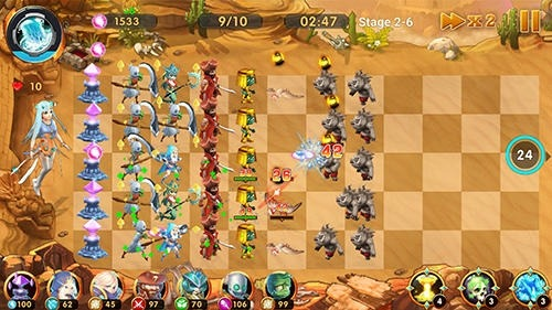 Defender Legend: Hero Champions TD Android Game Image 4