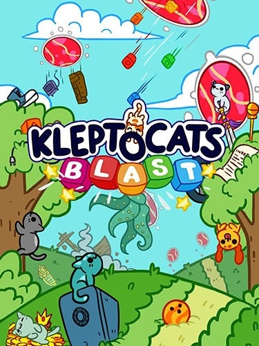 Klepto Cats Mystery Blast Android Game Image 1