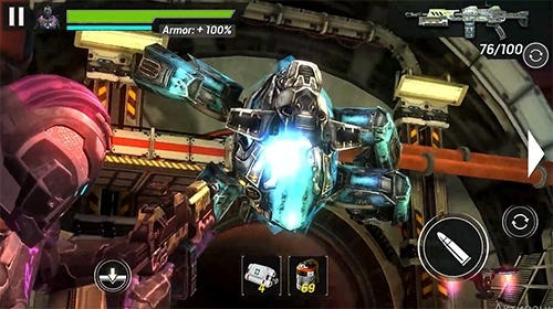 Strike Back: Dead Cover Android Game Image 4