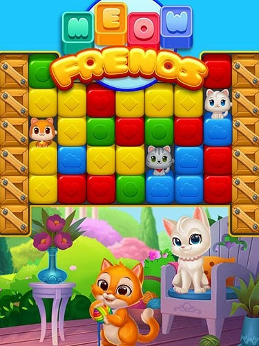 Meow Friends Android Game Image 1