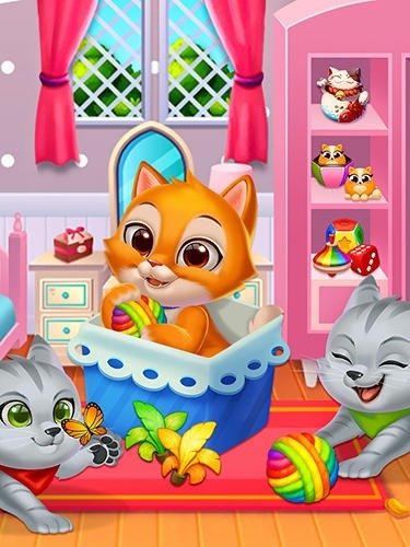 Meow Friends Android Game Image 2