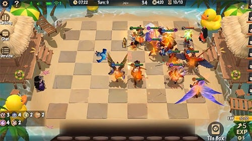 Onmyoji Chess Android Game Image 3