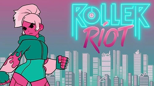 Roller Riot Android Game Image 1