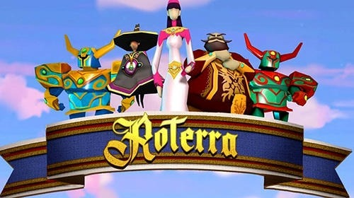 Roterra: Flip The Fairytale Android Game Image 1