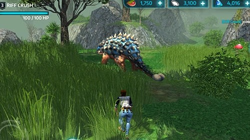 Dino Tamers Android Game Image 2