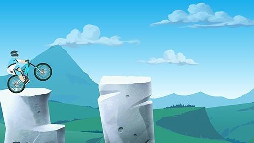 Mountain Bike Xtreme 2 Android Game Image 4