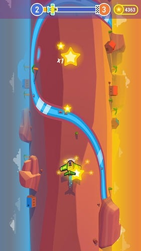 Fly Sky High Android Game Image 2