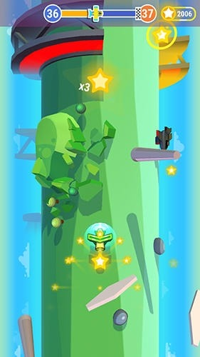 Fly Sky High Android Game Image 3