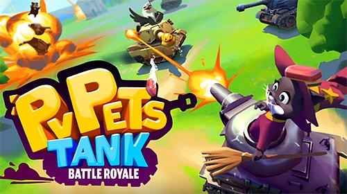 PvPets: Tank Battle Royale Android Game Image 1