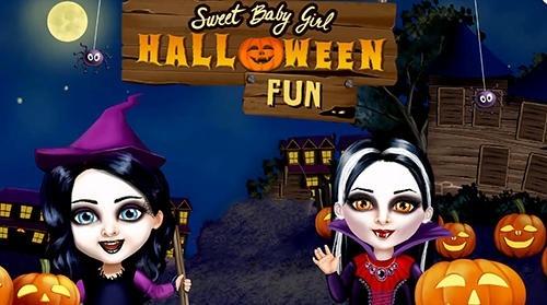 Sweet Baby Girl: Halloween Fun Android Game Image 1