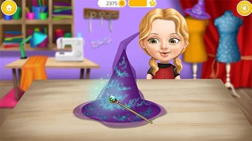 Sweet Baby Girl: Halloween Fun Android Game Image 4